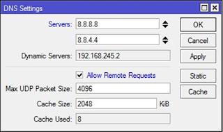 cara setting mikrotik dan access point