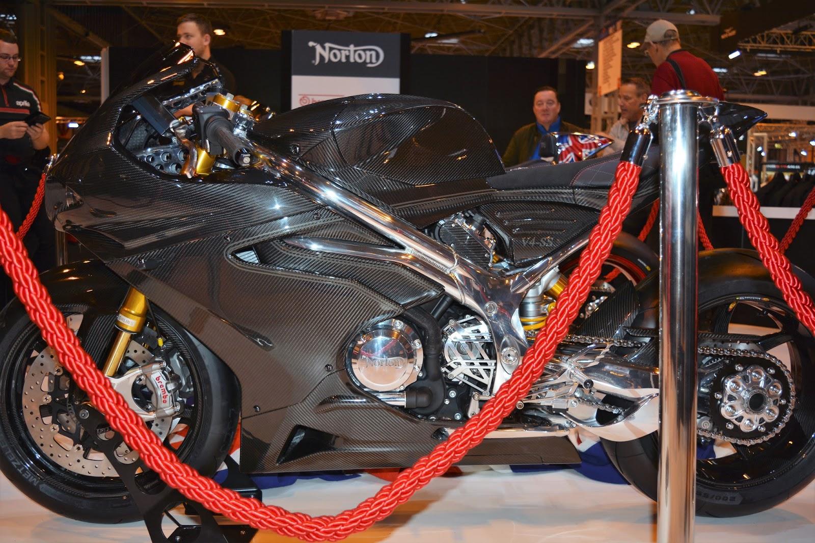 European Motorcycle Diaries NEC Birmingham Live 2016