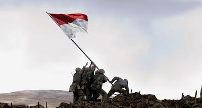 memperingati hari kemerdekaan