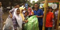 Pelatihan Pilah dan Kelola Sampah Sudin Kebersihan Jakarta Utara
