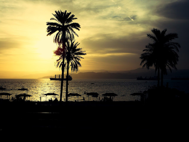 jordania playas