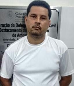Polícia captura um dos criminosos mais procurados do Ceará