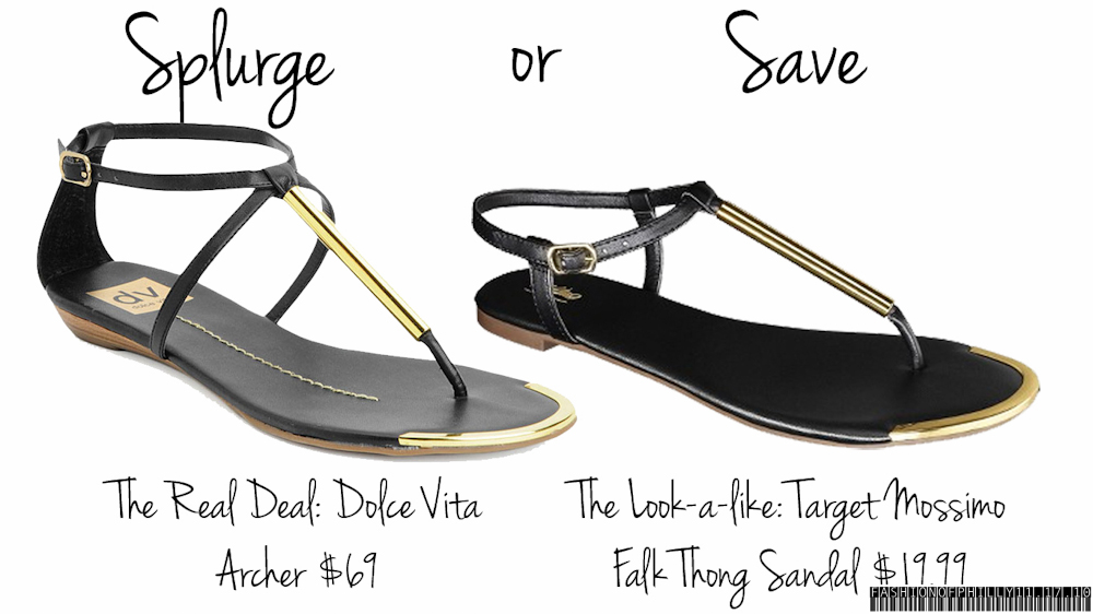 669f8fd75043 Fashion of Philly  Celeb Look for Less  Dolce Vita Archer Sandals