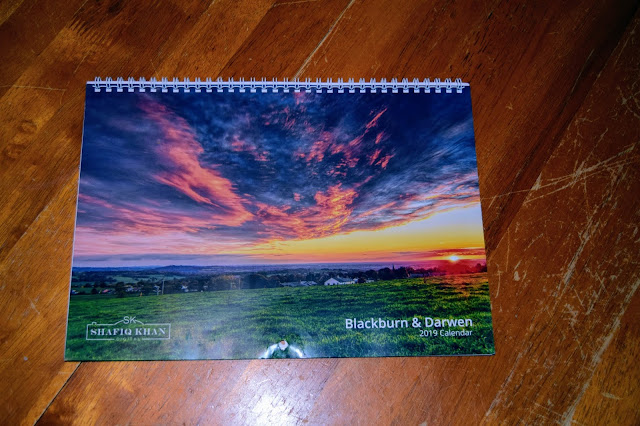 Planning in 2019 - Calendar of Blackburn by Shaifq Khan
