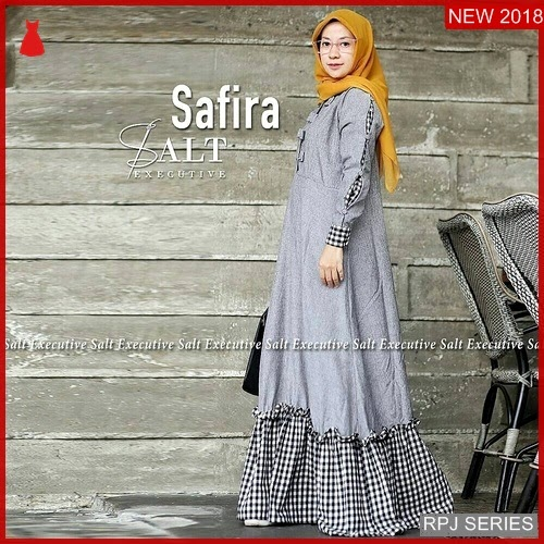 RPJ021D294 Model Dress Safira Cantik Dress Wanita