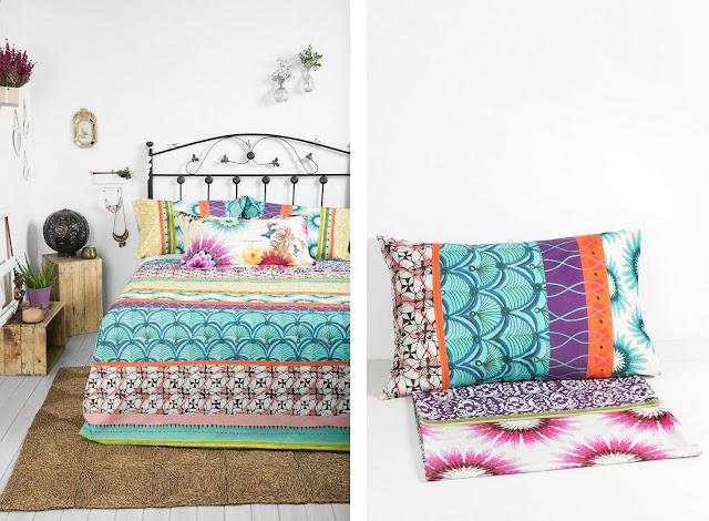 Desigual sua cama inspirada no ver o decora o e ideias - Desigual home decor ...