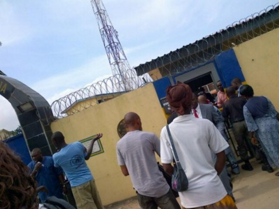 nigerian police suicide ikeja lagos