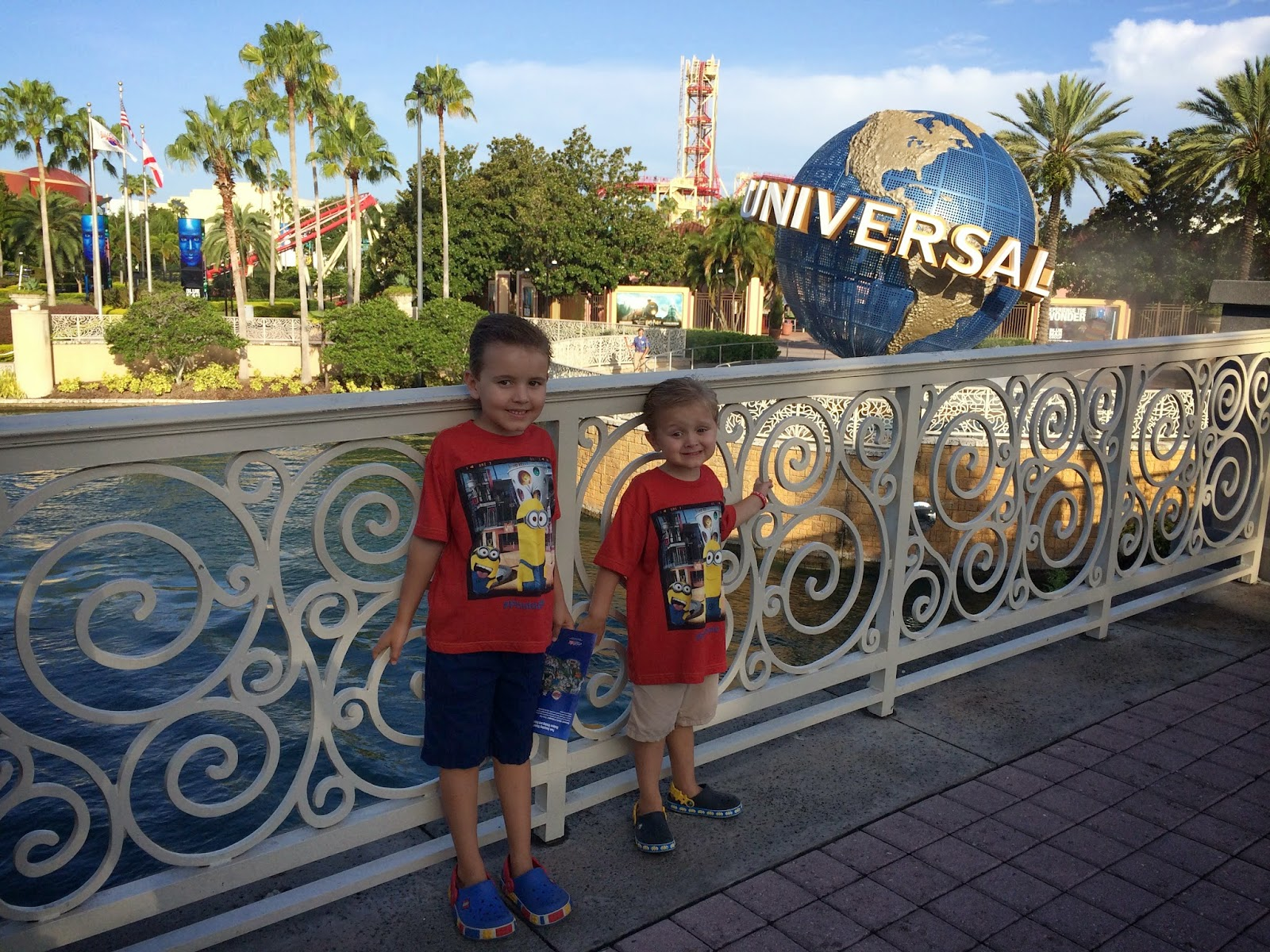 Universal Studios Best Kid Vacations
