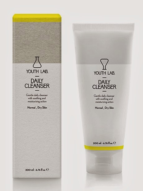 youth lab cleanser