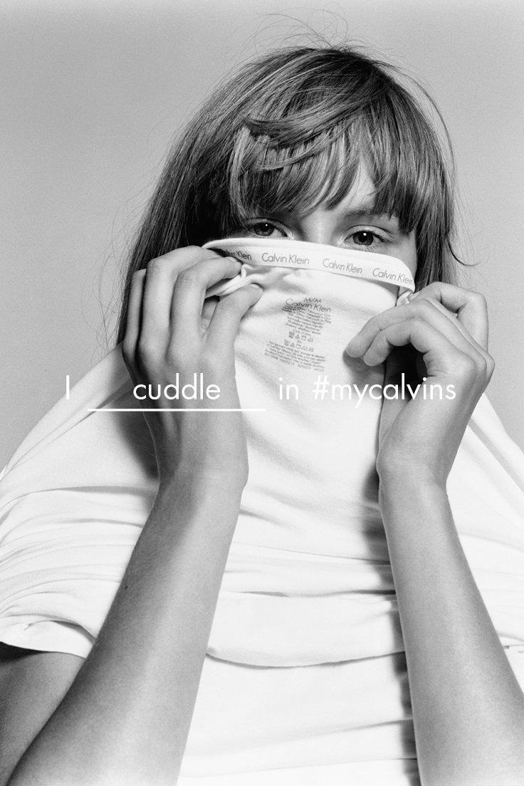 Abbey Lee Kershaw & More for Calvin Klein Underwear Spring/Summer 2016