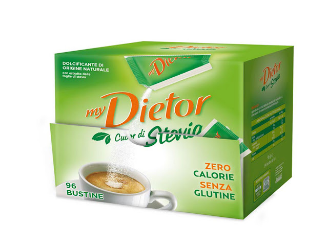 my dietor stevia