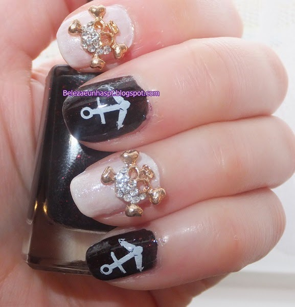 Nail Art pirate