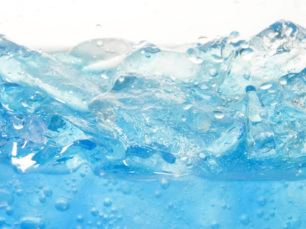 Ice-water-Wallpaper