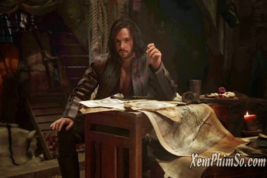 Những Con Quỷ Của Da Vinci Phần 2 heyphim da vincis demons tom riley season 2 starz 2