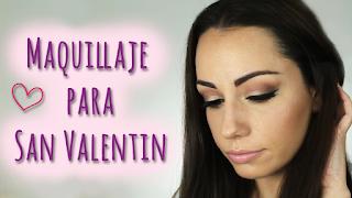 Maquillaje para San Valentin