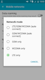 Cara Mengunci Jaringan 4G LTE Samsung J2 PRO SM-J250
