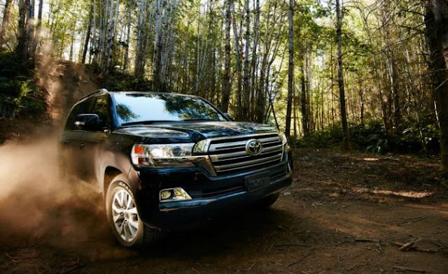 2018 Toyota Land Cruiser New Reviews, Price, Release date, Engine, Interior