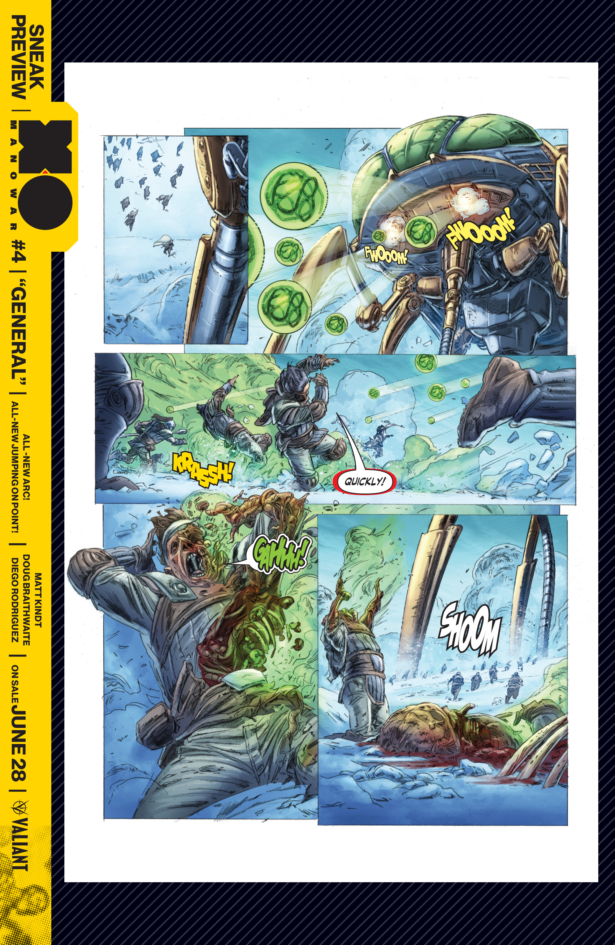 Read online Rapture comic -  Issue #2 - 29