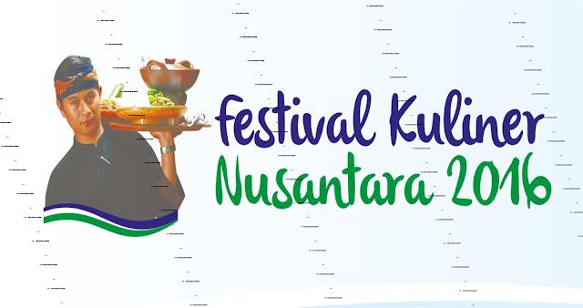 Festival Kuliner Nusantara 2016 Auditorum LPP Yogyakarta