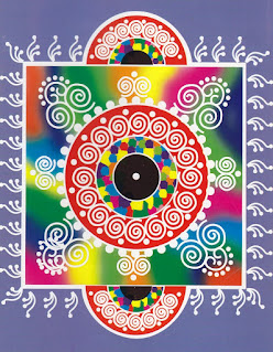 Download Diwali Rangoli Design pdf Book 2019
