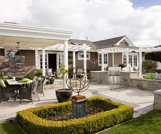 5th and state outdoor living space part 3 - Covered outdoor living spaces ...