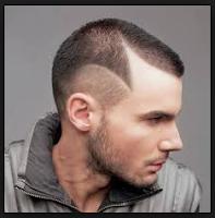 Gaya Rambut Pria Sesuai Bentuk Wajah Bulat