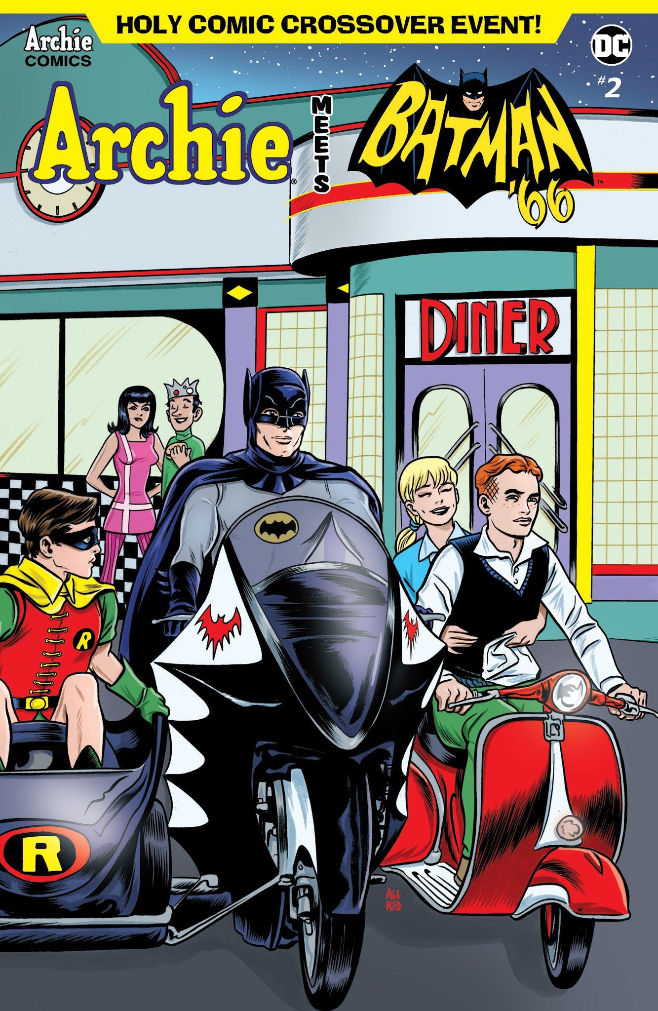 Archie Meets Batman 66 2 Page 1