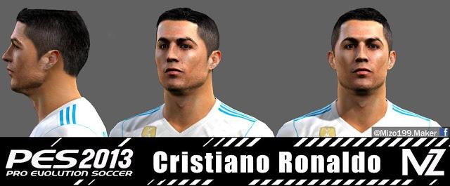 PES 2013 New C. Ronaldo Face FIFA Club World Cup 2017/18
