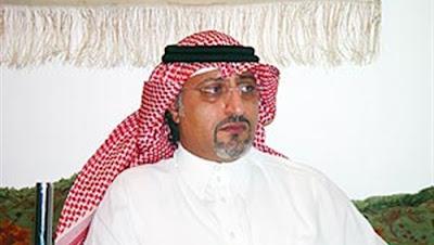 الكاتب الصحفي السعودي سعودي الريس