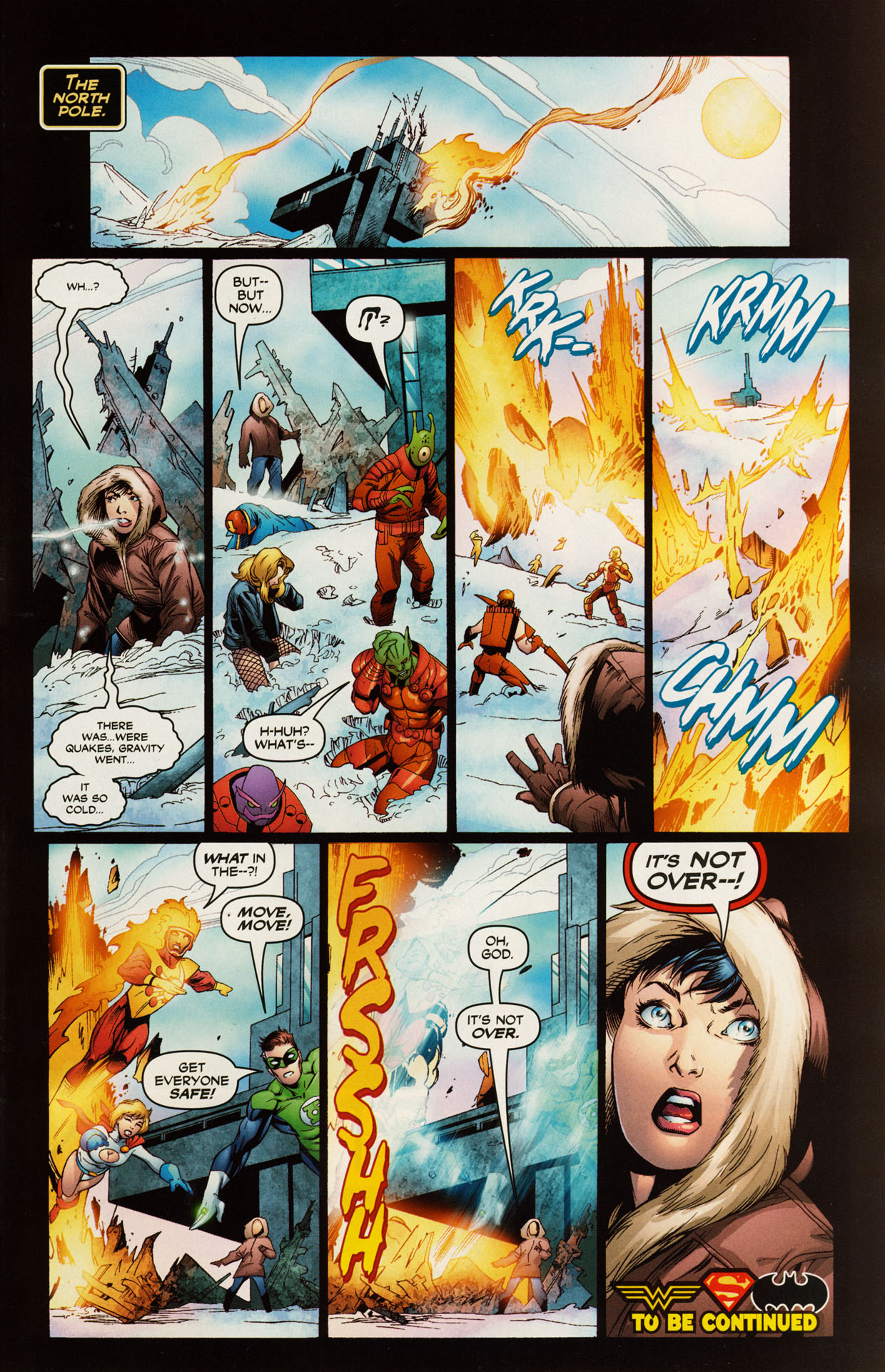 Read online Trinity (2008) comic -  Issue #50 - 29