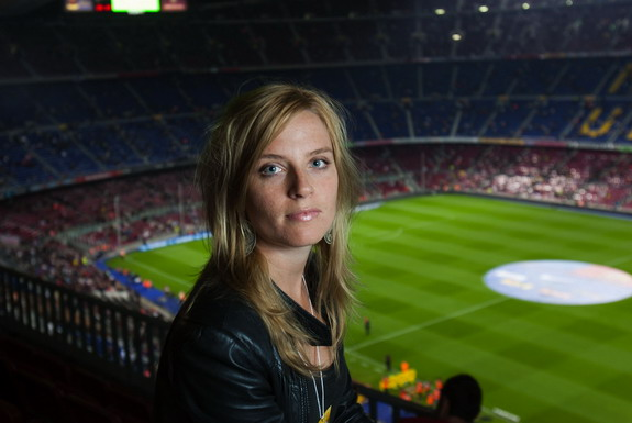 Swedish journalist Johanna Frändén is latest victim of sexism in the world of football
