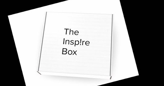 Insp!re Subscription Box for School Leaders