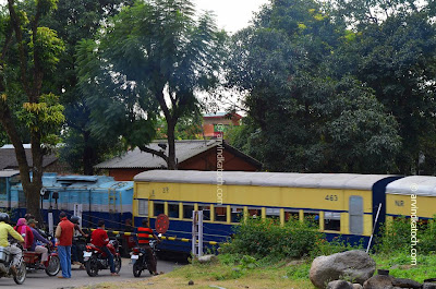 Kangra Toy Train