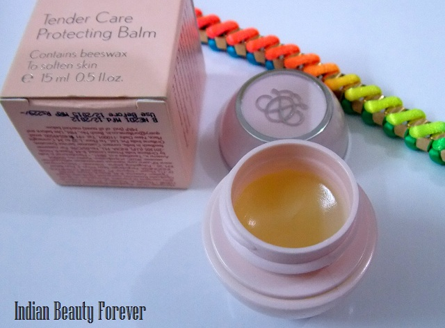 Oriflame tender care protecting lip balm review