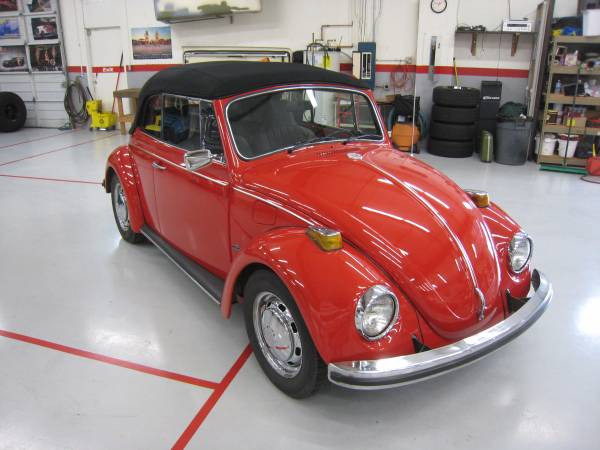 1970 Vw Bus >> 1970 Volkswagen Beetle Convertible - Buy Classic Volks