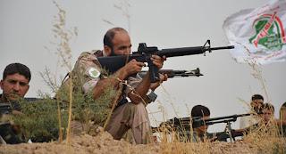 عاجل قوات الحشد الشعبي تطلب من العبادي دخول الأراضي السورية للقضاء على داعش