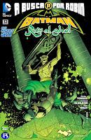 Os Novos 52! Batman e Robin #32
