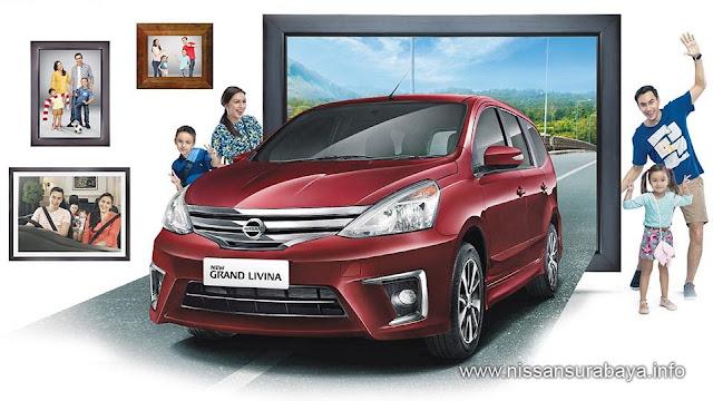 All New Grand Livina Surabaya