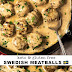 Gluten Free and Keto Swedish Meatballs
