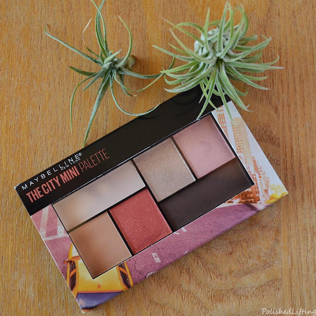 mini eyeshadow palette