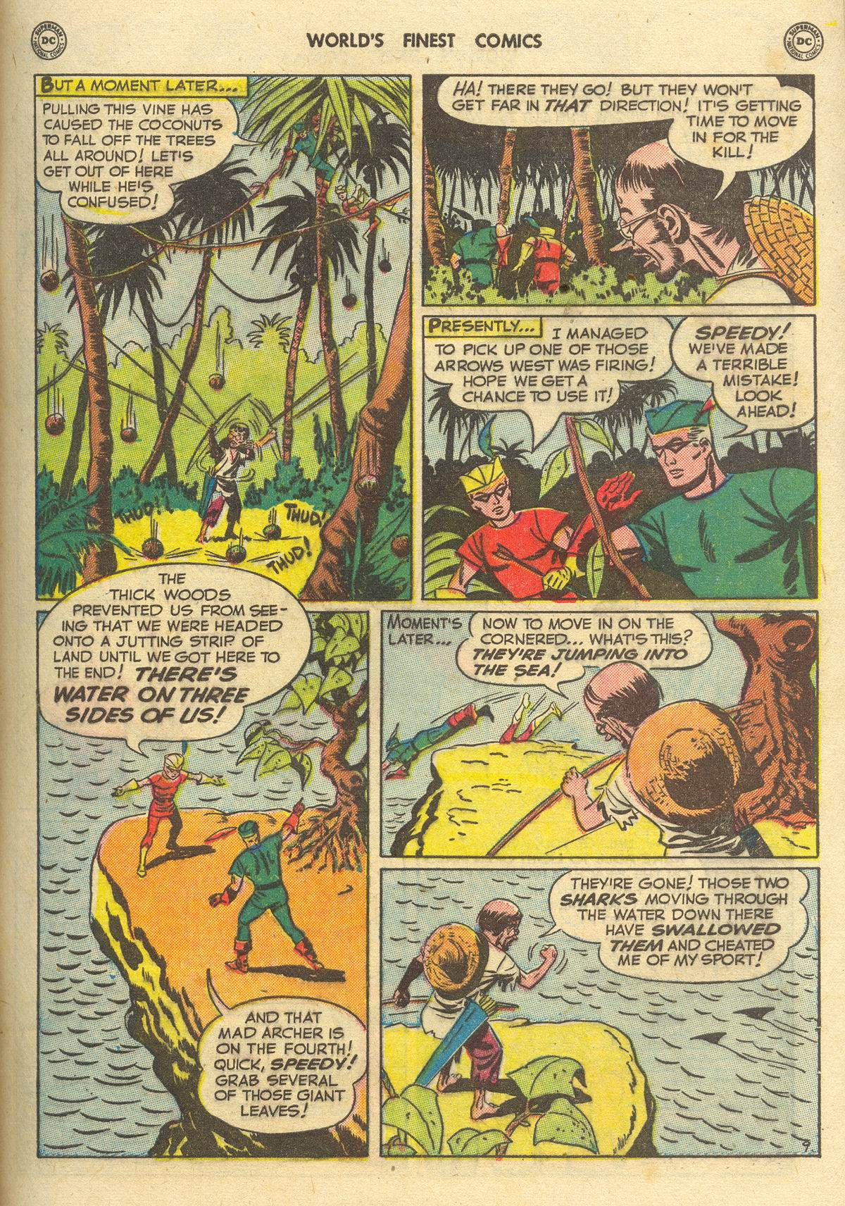 Read online World's Finest Comics comic -  Issue #51 - 25