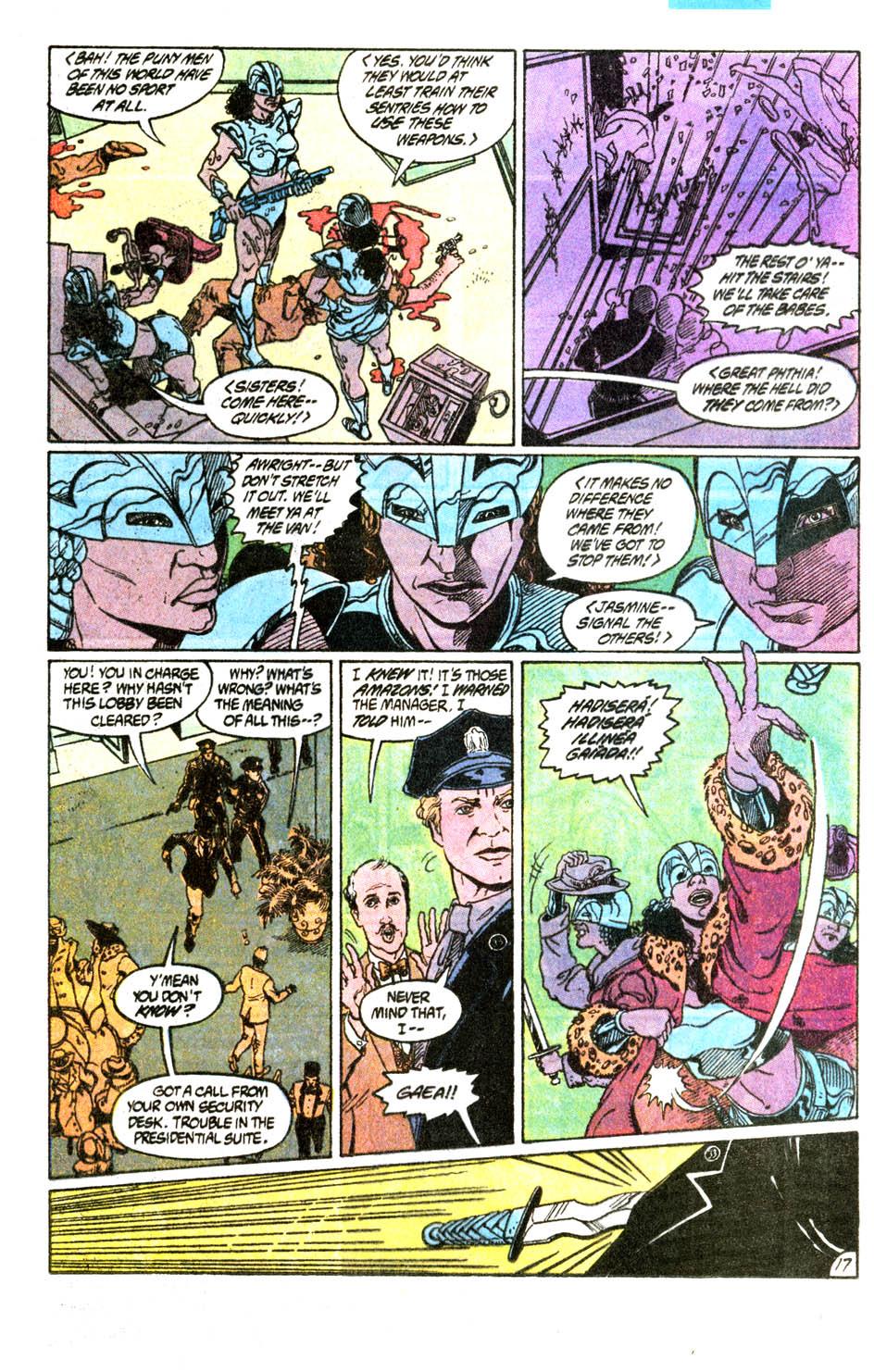 Read online Wonder Woman (1987) comic -  Issue #54 - 18
