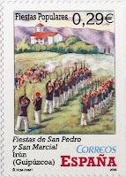 FIESTAS DE SAN PEDRO Y SAN MARCIAL, IRÚN, GUIPÚZCOA
