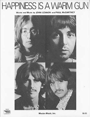 Bytes More Beatles White Album Songs Happiness Is A Warm Gun And Martha