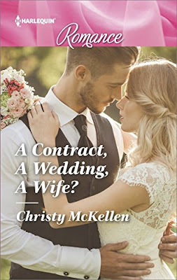 Book review: A Contract, a Wedding, a Wife?, by Christy McKellen, 3 stars