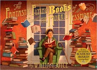 The Fantastic Flying Books of Mr. Morris Lessmore, picture books