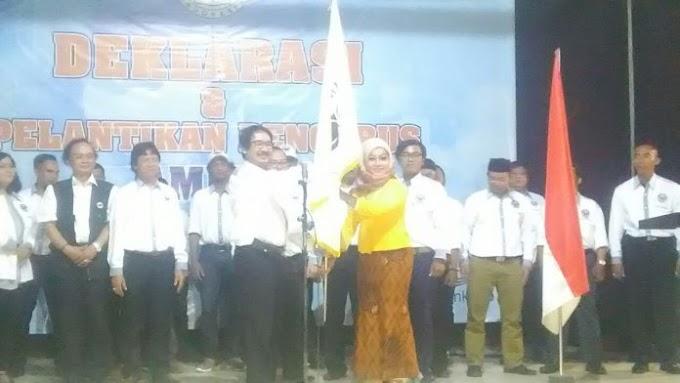 Pengukuhan DPP dan Pelantikan DPD, DPC AMMNI se-Indonesia berjalan lancar dan khidmat