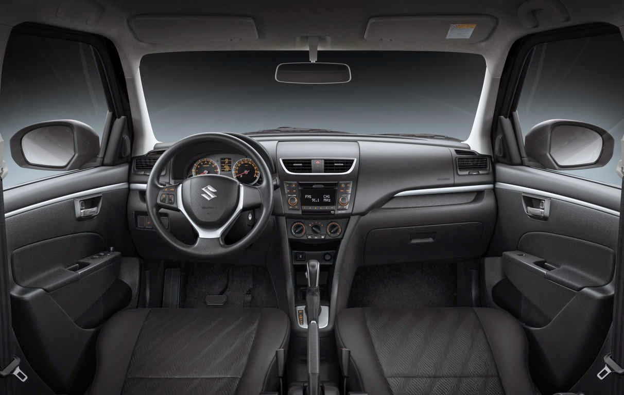 Suzuki Swift 1.2 Interior