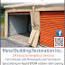 Metal Building Restoration