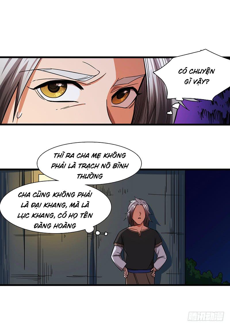 Bất Diệt Nguyên Thần - Chap 11